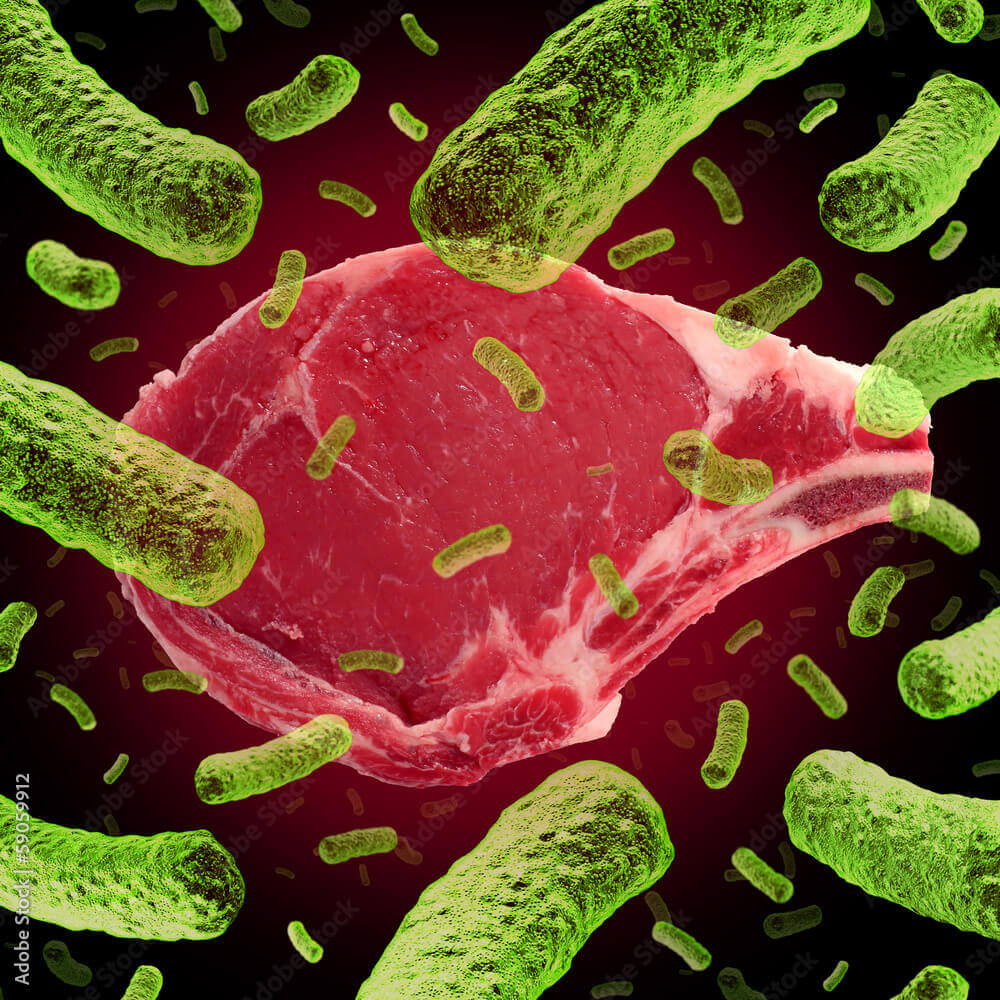 Salmonella Cases Decline, But Other Foodborne Illnesses Up
